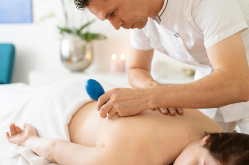 Rücken-Intensiv Wellness-Massage nach J. Salchenegger